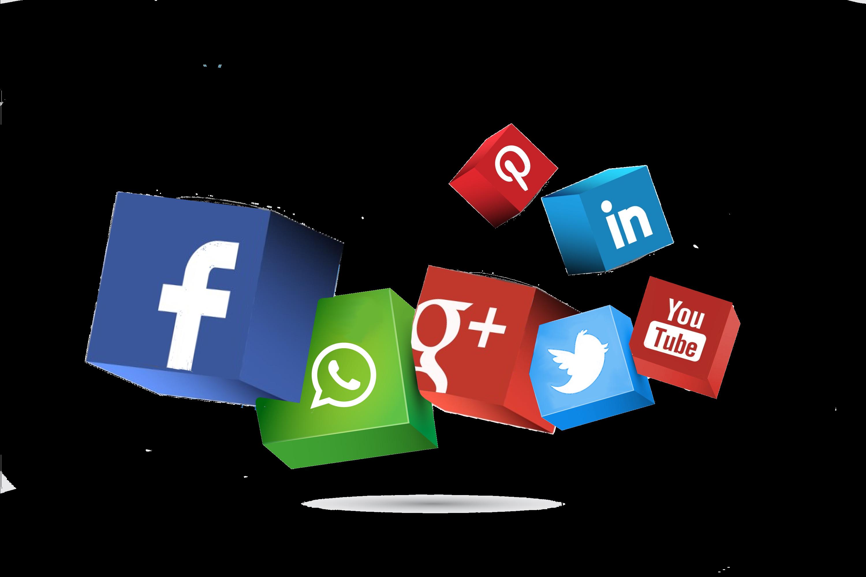 floating social media icons | Applejack Marketing