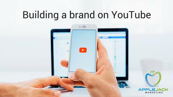 Building a brand on Youtube Applejack Marketing