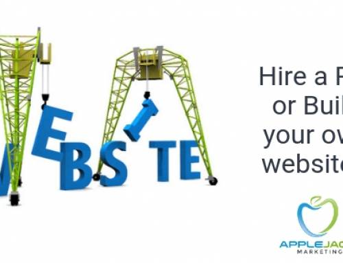 Hire a Designer or build your own website?