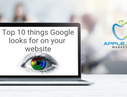 The Top 10 things Google looks for on your website