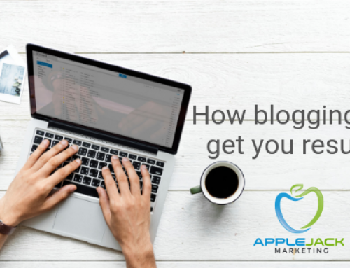 How Blogging will Get you Results