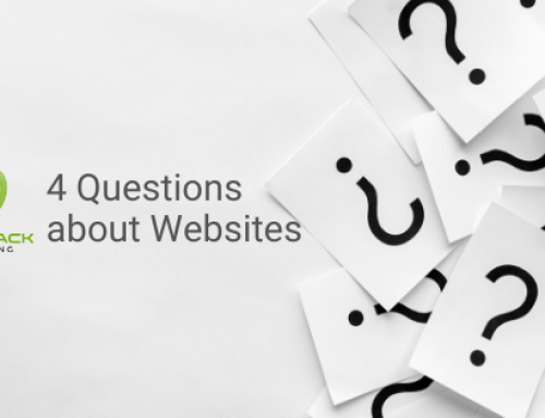 The answers to 4 questions people ask about websites