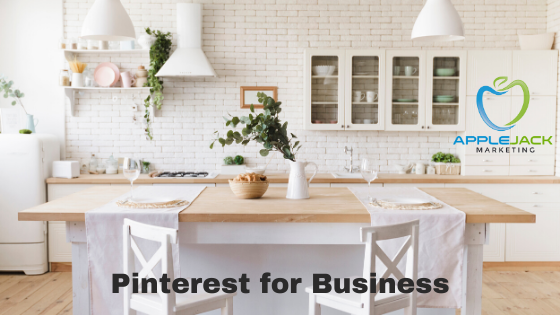 Pinterest for Business applejack marketing
