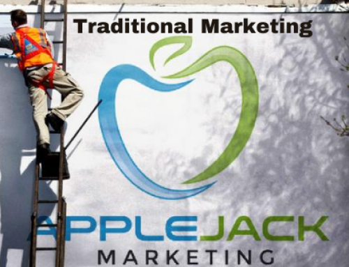 What about Traditional Marketing?