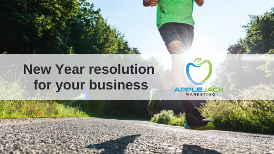 new year resolution for your business applejack marketing