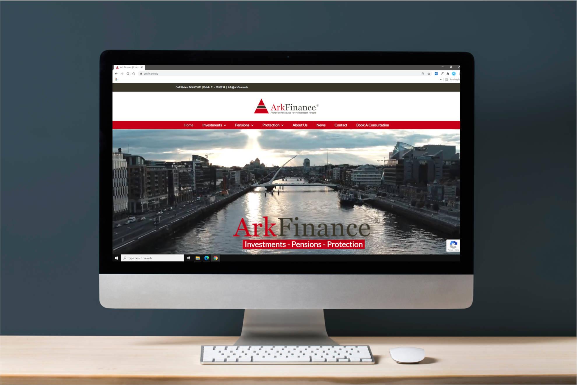 Ark Finance Applejack Marketing