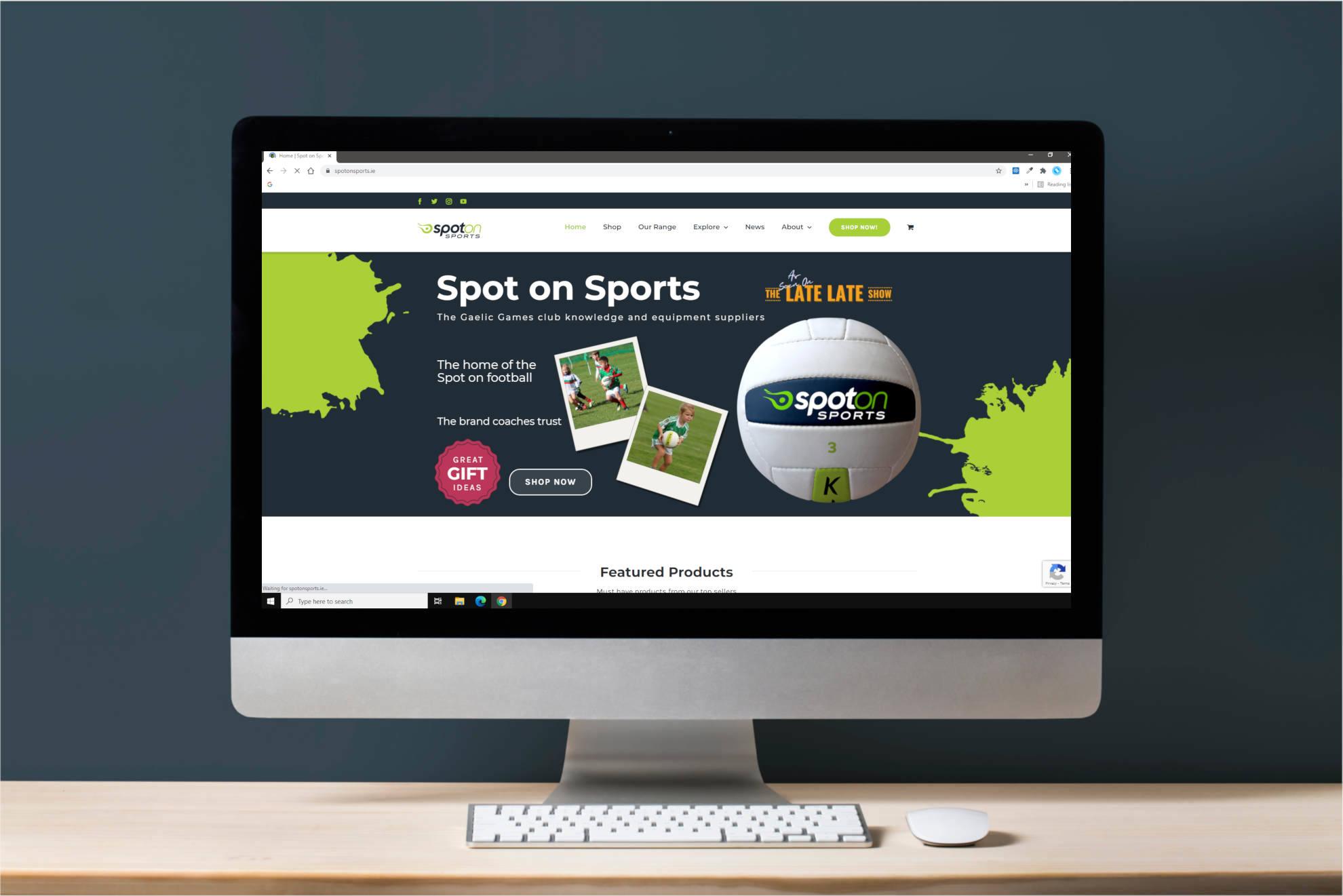 Spot on Sports Applejack Marketing