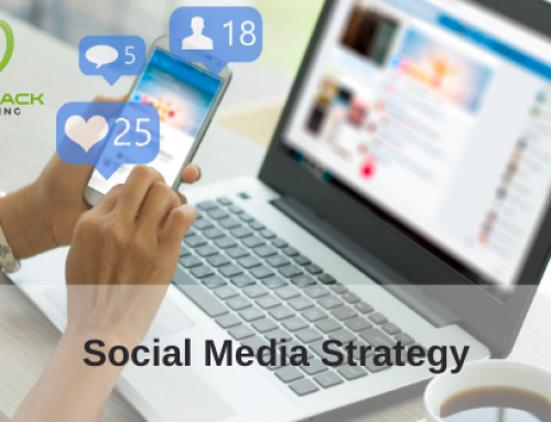 How do you develop and implement a social media strategy?