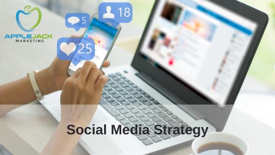 social media strategy applejack marketing