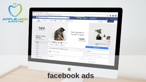facebook ads applejack marketing