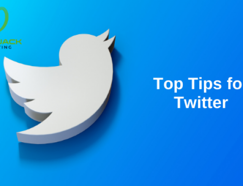 Top Tips for Twitter